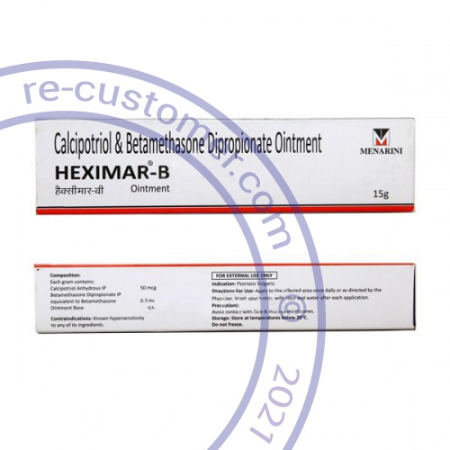 Heximar Ointment photo